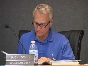 Mammoth Town Councilman Rick Wood