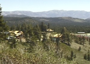mammothabove town