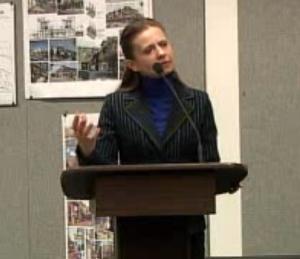 Former Mammoth Town Manager Marianna Marysheva-Martinez.