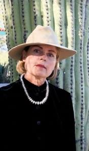 Professor Judy Temple as Mary Austin