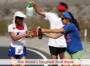 Photo from Badwater Run website.