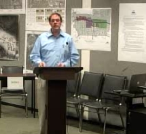 Interim Town Manager Dan Holler re-organizes with no new funding.