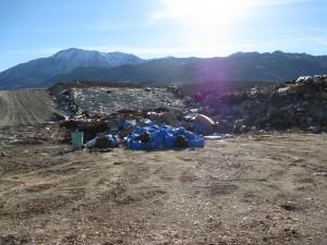 Bishop Sunland Landfill 2011