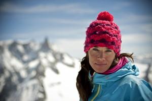 Kit Deslauriers, champion American skier