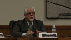 Supervisor Rick Pucci maintained original farm project agreement.