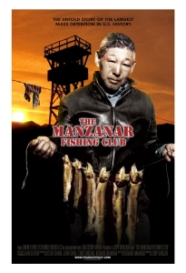 """MANZANAR FISHING CLUB POSTER: The public is invited to a free screening of """"The Manzanar Fishing Club,"""" at 7 p.m. on Saturday, March 15, at the Lone Pine Film History Museum. Filmmakers Cory Shiozaki and Richard Imamura will be on hand to discuss the film and take questions."""