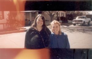 Ingrid Schumacher (on the right)