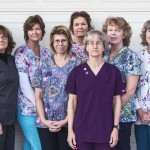 Tthe NIH Union Organizing Committee   Members are (l to r) Susan Tonelli (ER), Heleen Welvaart (Med Surg), Denise Morrill (ER), Betty Wagoner (RHC), Anneke Bishop (OB), Kathleen Schneider (Med Surg), Christine Hanley (Med Surg), Maura Richman (OB), Cynthia McCarthy (ICU), and Laurie Archer (PACU).  Not present: Gloria Phillips (PACU), and Eva Judson (OB). - Photo submitted