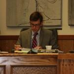 Supervisor Jeff Griffiths