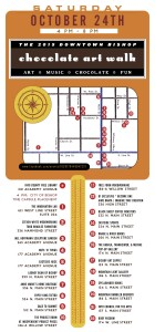 2015 Art Walk Map vertical
