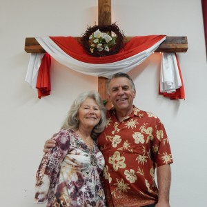 Nancy and Tony Unger