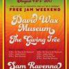 free jam flyer
