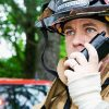 Radios are a vital piece of a firefighter's equipment