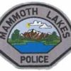 Mammoth Lakes PD patch (1)