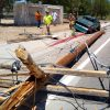 Truck takes out power pole in Big Pine (2)