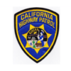 CHP shoulder patch