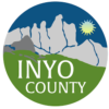 Inyo County logo button-circle