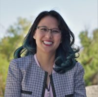 Dr. Kori Novak, current CEO of the Toiyabe Indian Health Project