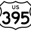US HWY 395